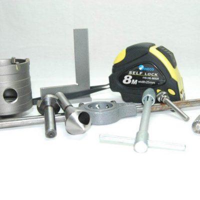 utensileria e sistemi di misurazione