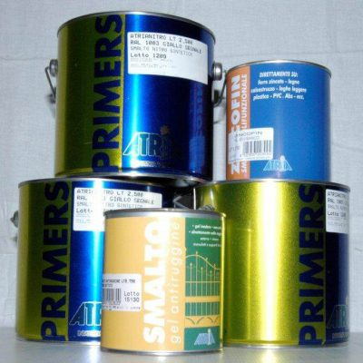 colorificio alimentare e industriale